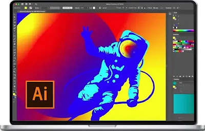 برنامج adobe illustrator