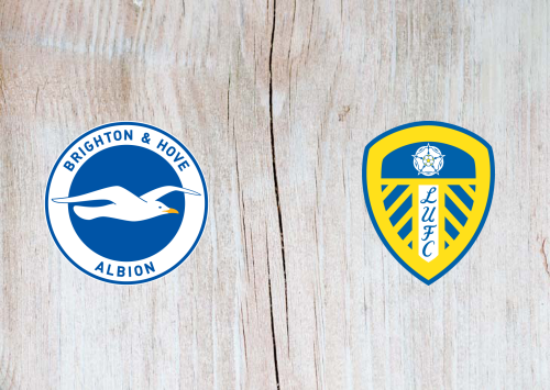 Brighton & Hove Albion vs Leeds United - Highlights 01 May 2021