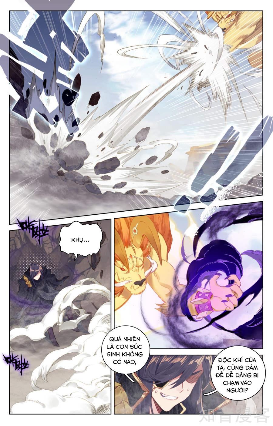 Nguyên Tôn chap 64 - Trang 5