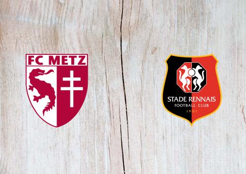 Metz vs Rennes -Highlights 20 March 2021