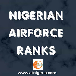 Nigerian Air Force Ranks