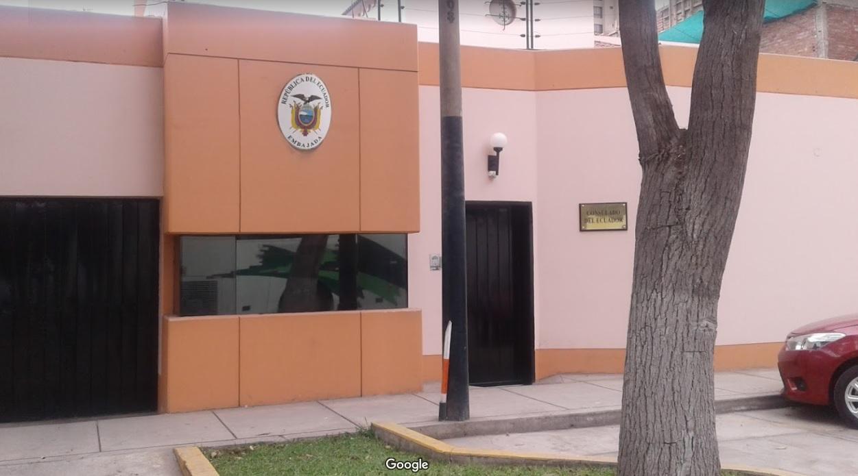 Embajada de Ecuador en el Perú