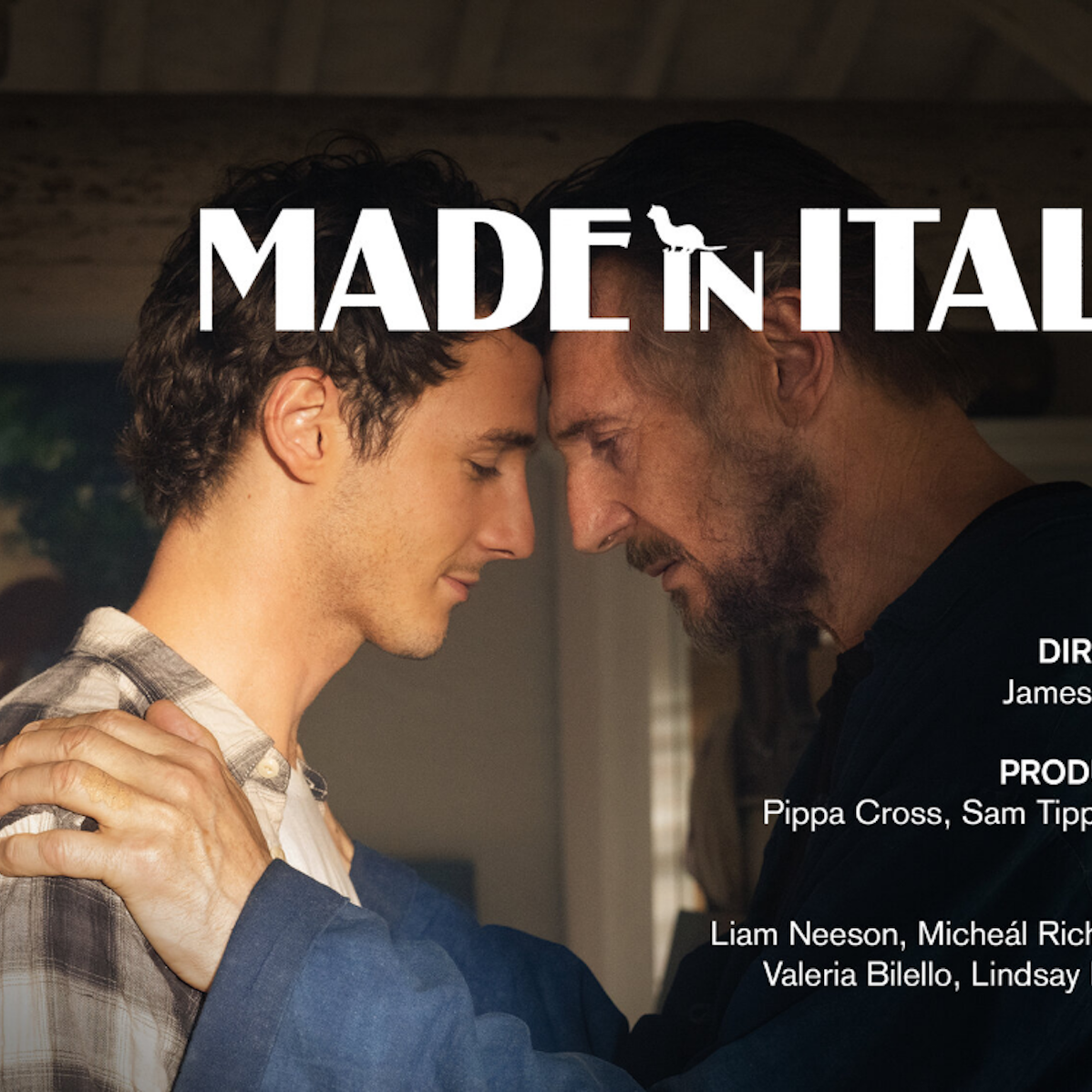 Made in Italy Κωμωδία με τον Liam Neeson - Ardan Movies