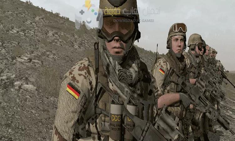تحميل لعبة Arma 2 مضغوطة برابط مباشر