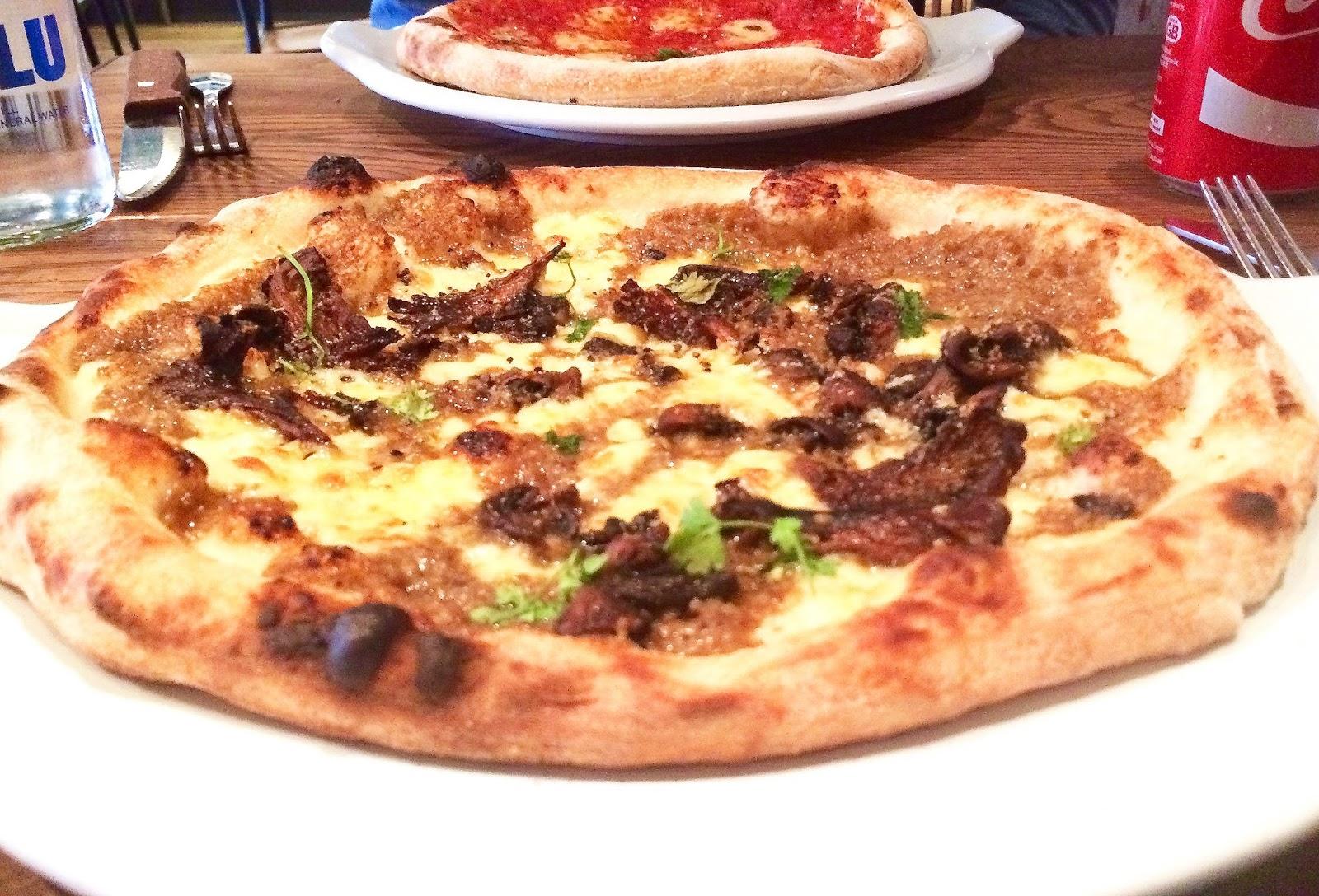 Jamie's Italian St Albans Pizzeria