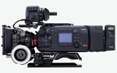 Canon EOS C700 FF PLファームウェアのダウンロード