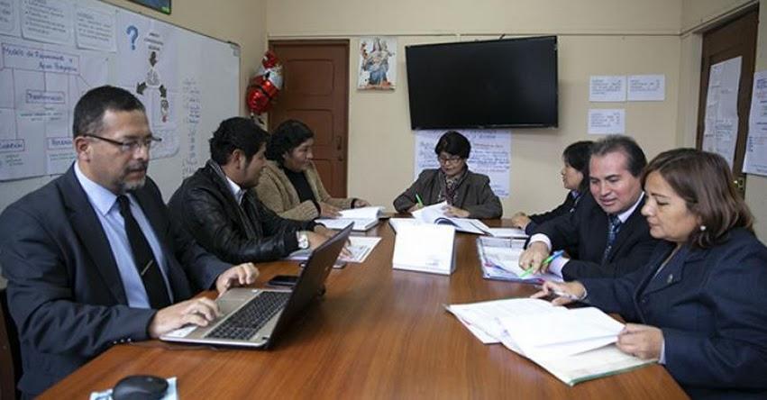 MINEDU: Últimos días para inscribirse al concurso de Directores de UGEL