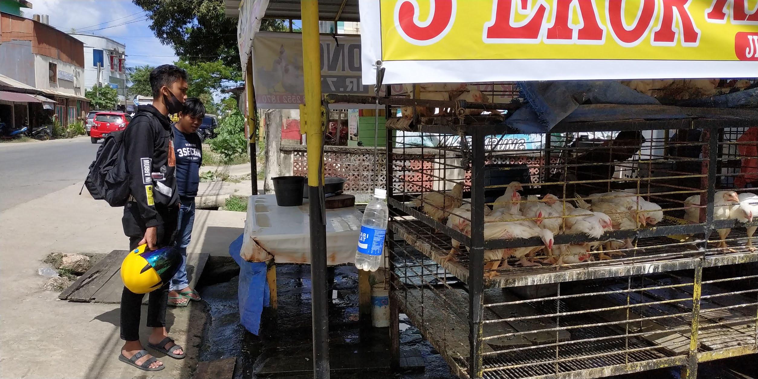 Bakar Ayam dengan Budget Seadanya