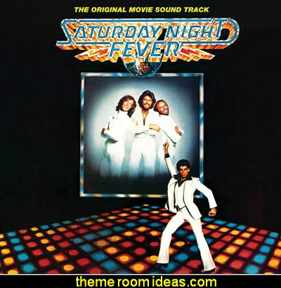 Saturday Night Feverdisco is back 70s music 70s bedroom decorating