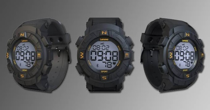 Lenovo Ego Digital Smartwatch With Fitness Tracking Features Launched in India