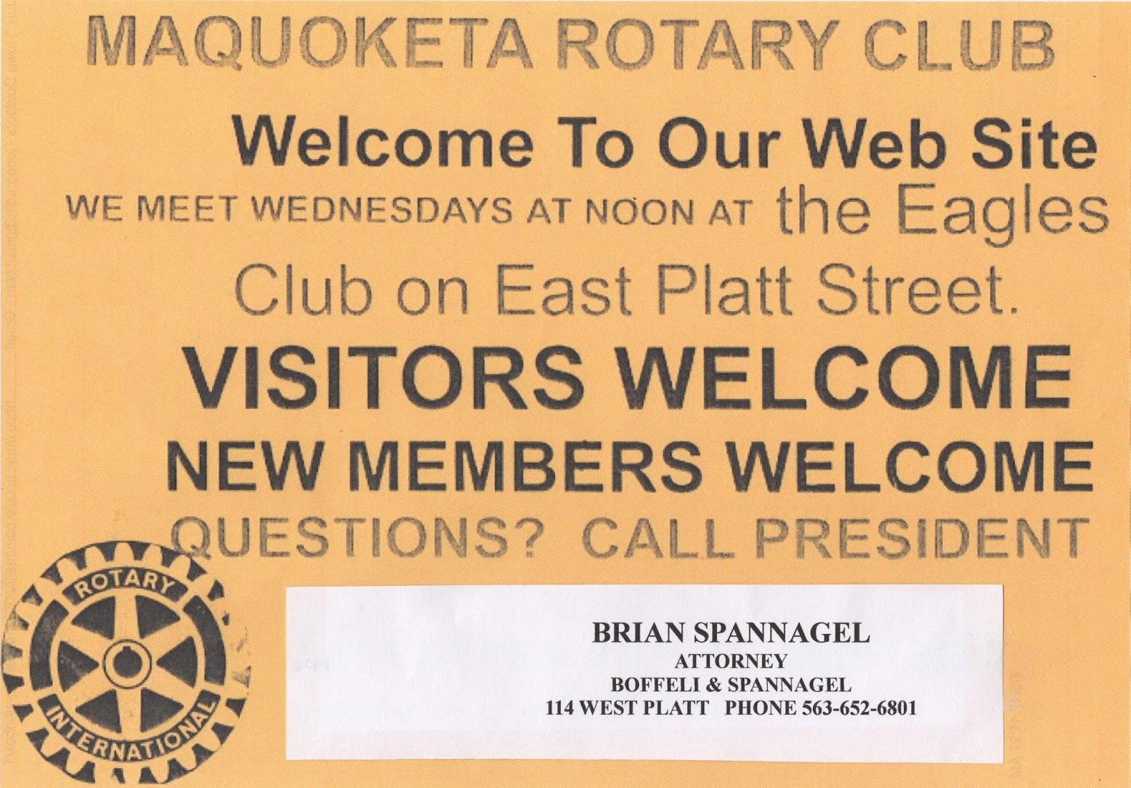Rotary Week: 2017
