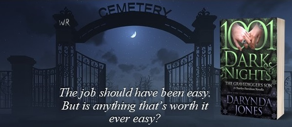 The job should have been easy. But is anything that's worth it ever easy?