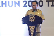 Menteri Dalam Negeri Sampaikan Pesan Presiden, Antisipasi Dampak Corona di Daerah