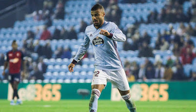 Rafinha reportedly stalling on Celta permanent transfer; Barca ask for €15m