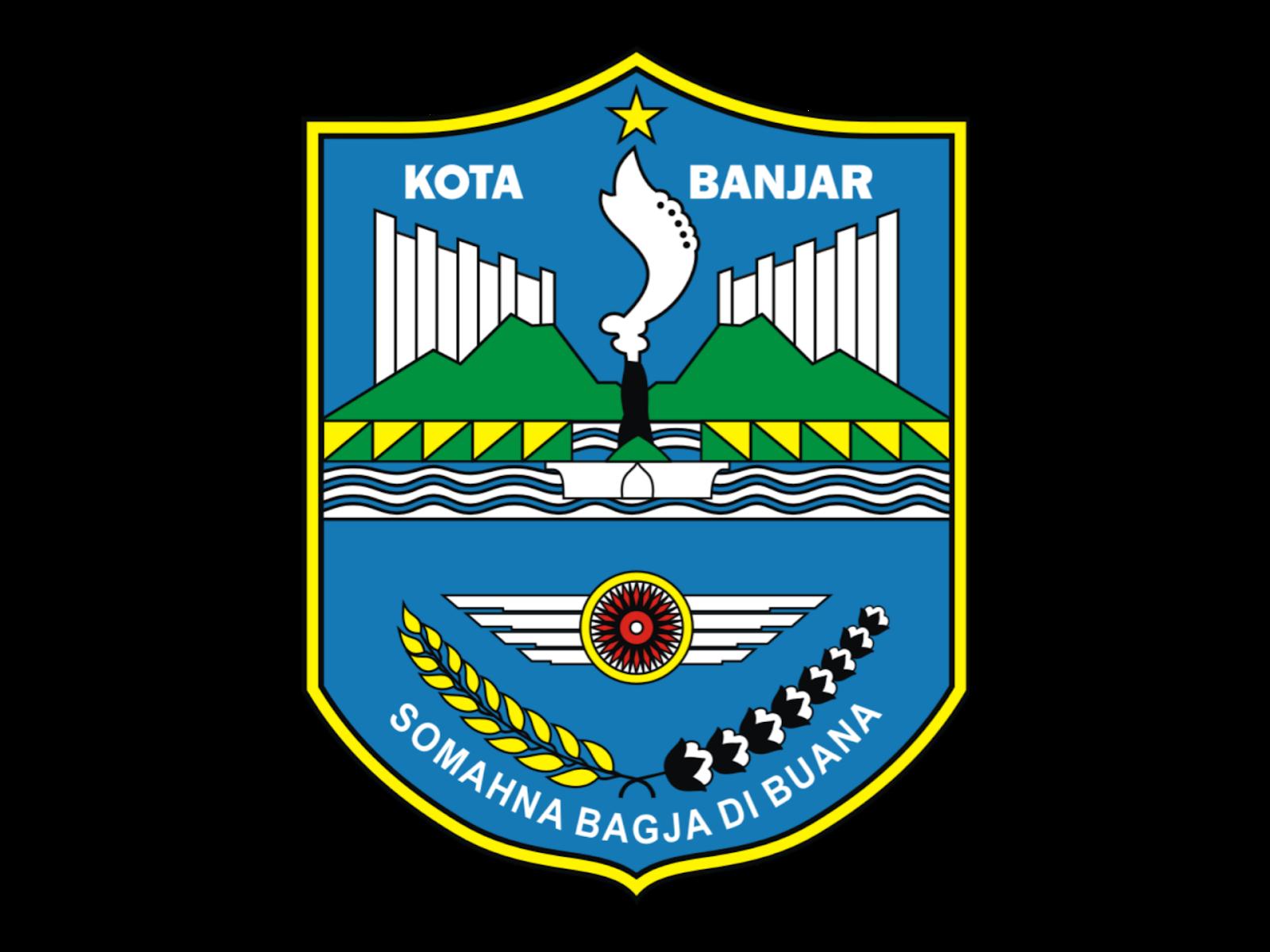 Logo Kota Banjar Format PNG