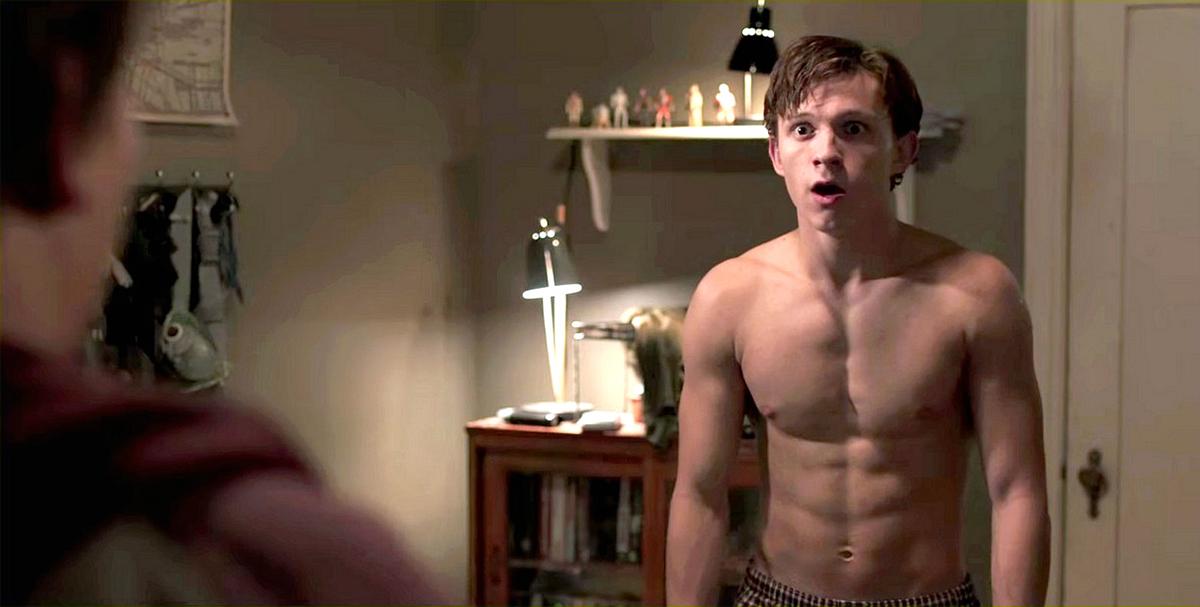 Tom Holland, Spider Man