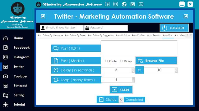 Cara Cepat Membuat Postingan di Timeline Twitter Secara Automatis