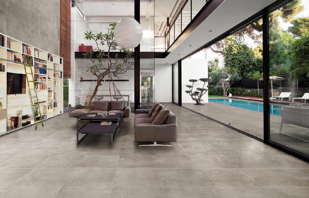 pavimento collezione Urbanature 20mm di Panaria Ceramiche
