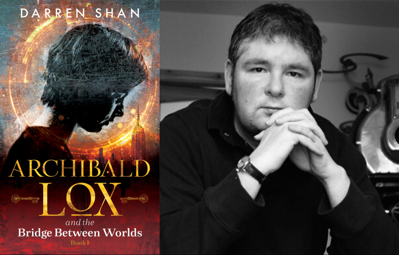 Archibald Lox and the Bridge Between World by Darren Shan | Superior Young Adult Fiction | Book Review