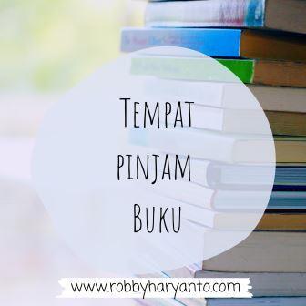 Tempat Pinjam Buku