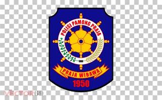 Logo Polisi Pamong Praja - Download Vector File PNG (Portable Network Graphics)