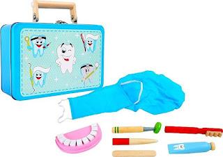Jak zmniejszyć strach dziecka przed dentystą