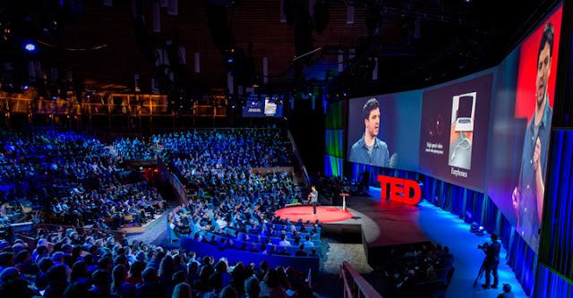 """10 محادثات مُلهمة من """"تيد Ted"""""""