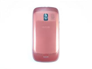 Casing Nokia Asha 302 N302 New Fullset Plus Keypad Tulang