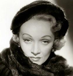 Marlene Dietrich (1951).