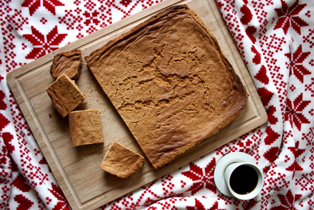 Speculoos/Ginger bread