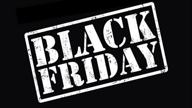 Πότε πέφτει φέτος η Black Friday 2019