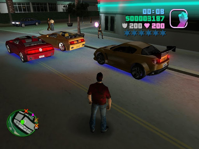 Grand Theft Auto Vice City (GTA VC) PC Game Download Free Gameplay
