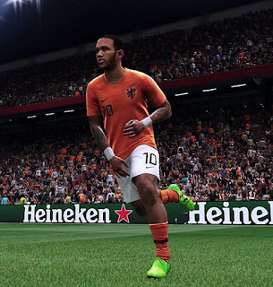 PES 2019 Realistic Gameplay Mod by Incas36