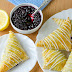 Easy Puff Pastry Blueberry Turnovers Recipe