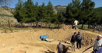 Iron Age furnaces unearthed at Hierapolis