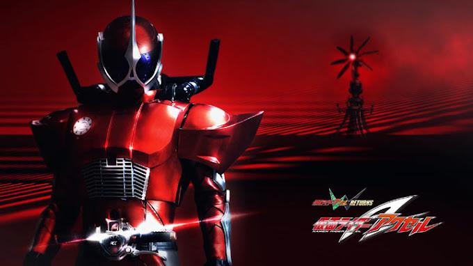 Kamen Rider W Returns: Kamen Rider Accel Subtitle Indonesia