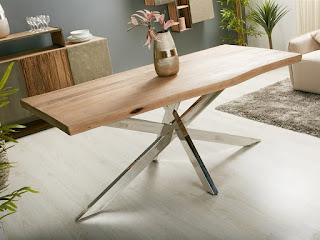 mesa bodega estilo industrial