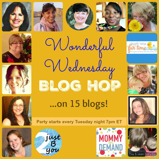 Wonderful Wednesday Blog Hop #54