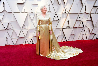 #Moda - Óscares 2019 Glenn Close