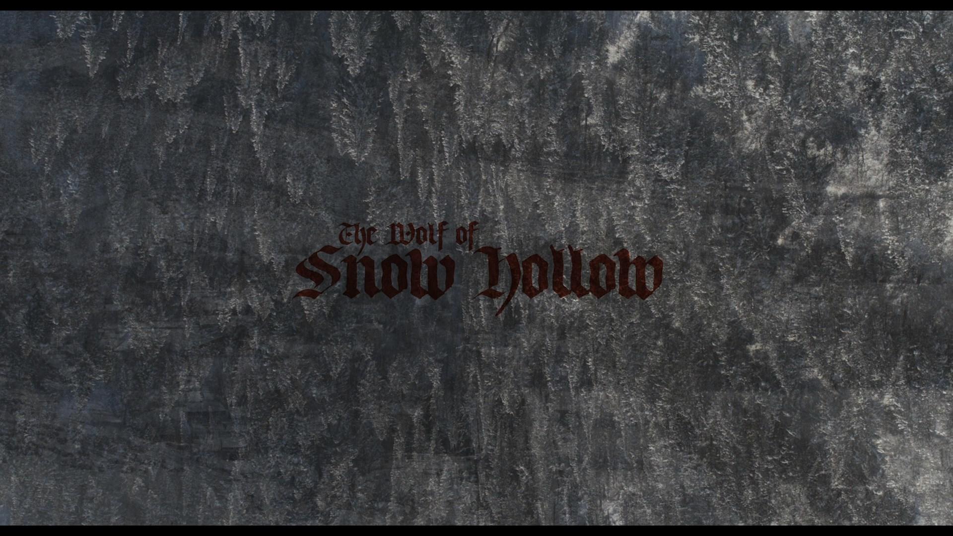 El lobo de Snow Hollow (2020) 1080p Remux