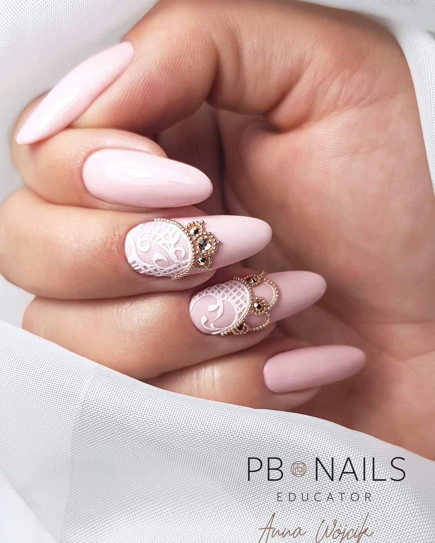 piękne paznokcie inspiracje
