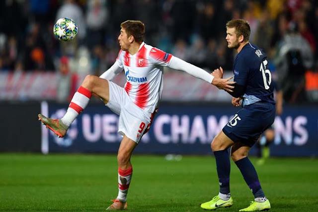 Video Crvena Zvezda 0-4 Tottenham: Son Heung Min rực rỡ, mở tiệc bàn thắng