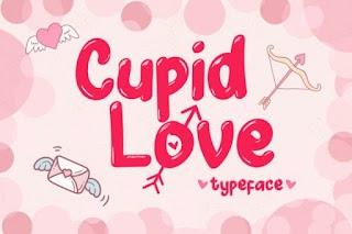 Cupid Love Font