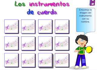 Image result for MEMORY INSTRUMENTOS DE CUERDA