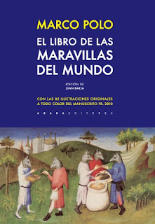 El libro de las maravillas del mundo Marco Polo