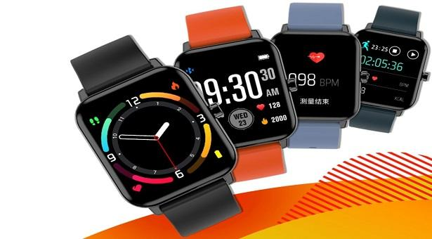Live smart watch is coming, 21 days on one charge