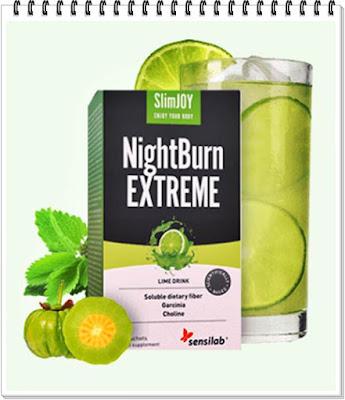 NightBurn EXTREME SlimJoy pareri forum slabire in timp ce dormi