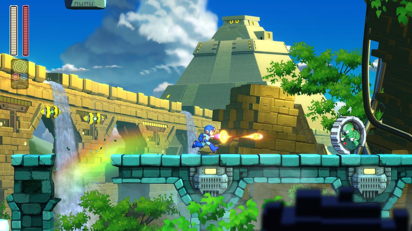 Mega Man 11 PC ESPAÑOL (CODEX) 3