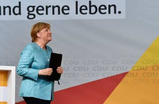 'No mood for change', one month before Germany vote