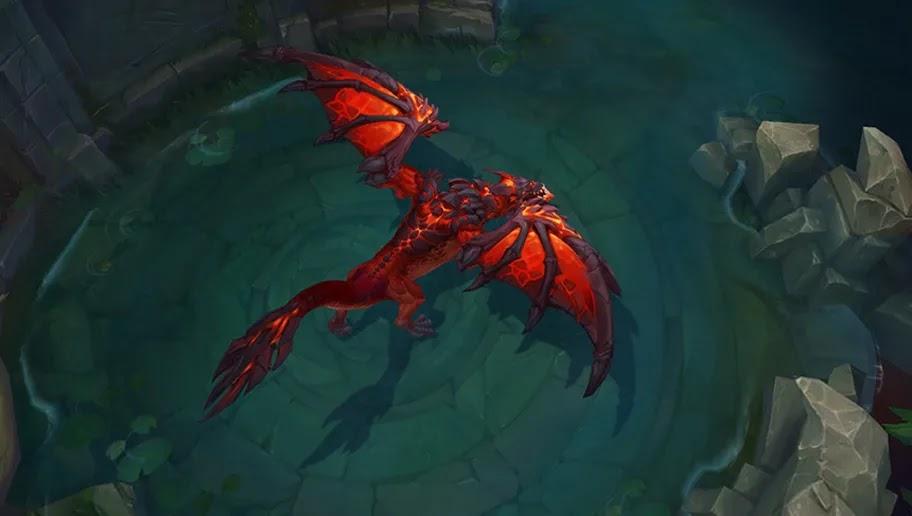 Infernal Dragon Wld Rift